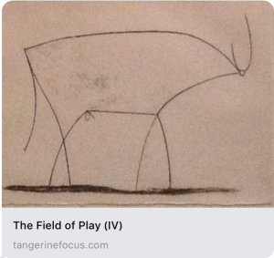 "We discussed in part 4, Picasso's ""Plain Bull"", that what's true for interpretation of the real world (we need simplifications to understand it) is also true of high-fidelity models in the virtual world. Indeed the higher the fidelity to the real world, the more we are dependent on simplified representations for understanding"